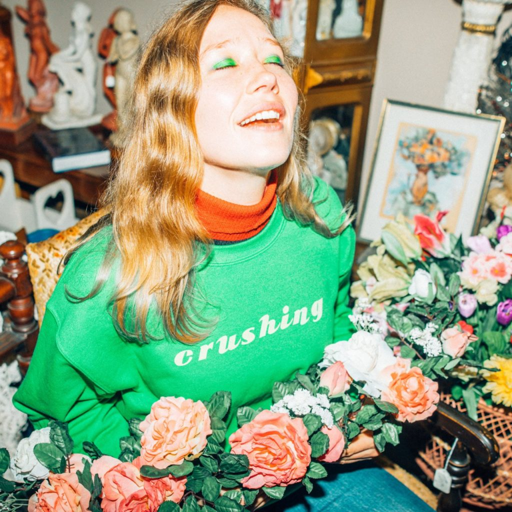 """Julia Jacklin Turns Heavy and Contemplative with Album """"Crushing"""""""