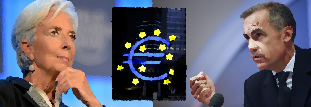 Christine Lagarde is a Good Pick to Run the ECB, and Mark Carney Should Get Her Current Job