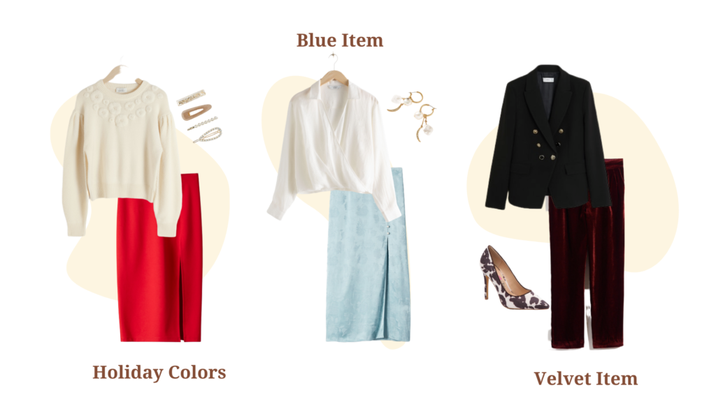 5 Tips for Styling Unique Outfits for Every Holiday Party