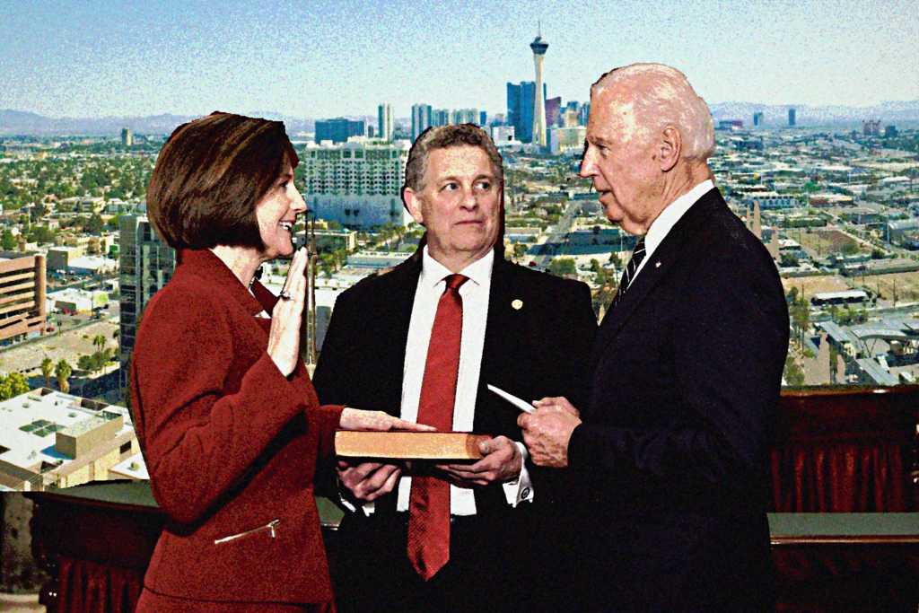 Catherine Cortez Masto Would Have Been a Great Running Mate for Biden