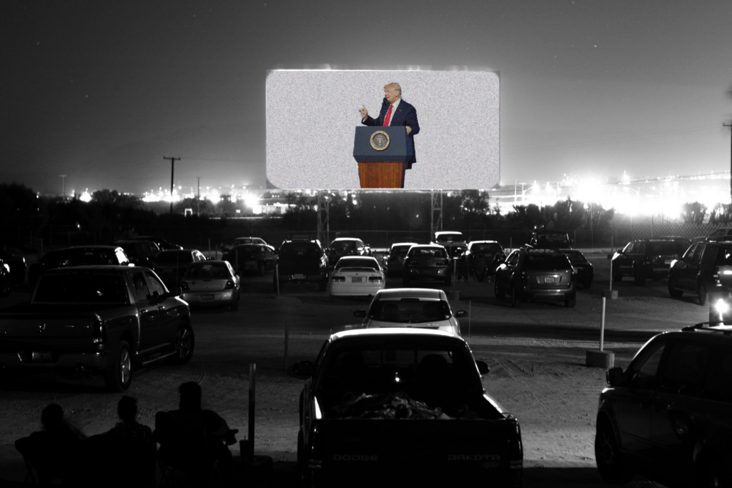 Trump is Considering Hosting Campaign Events at Drive-In Theaters, How Effective Would That Be?