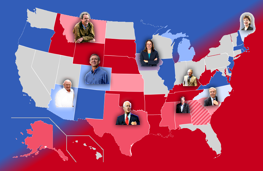 Our Final 2020 Senate Election Ratings