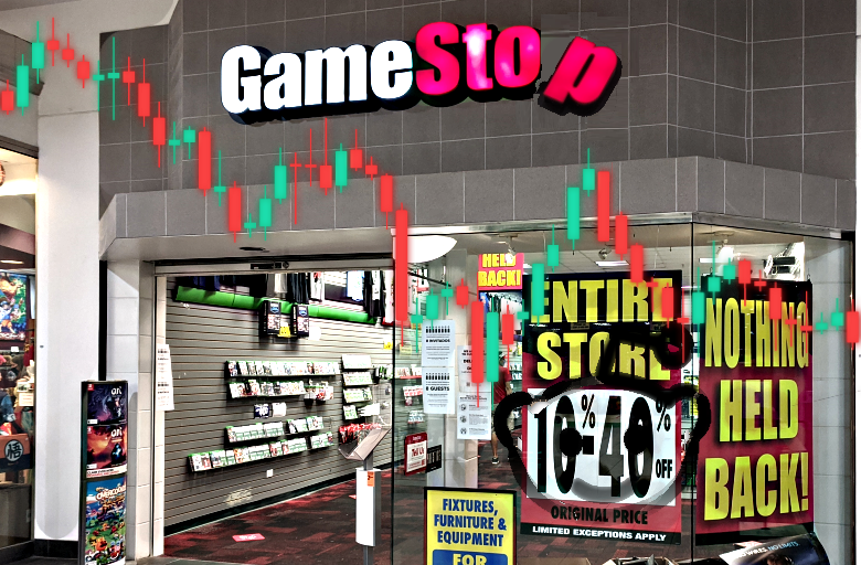 Riding the GameStop Wave